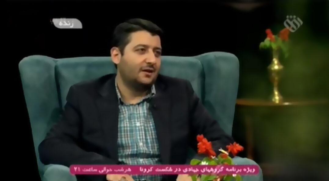 حضور قرارگاه جهادی بقیه الله در برنامه همه باهم شبکه افق سیما